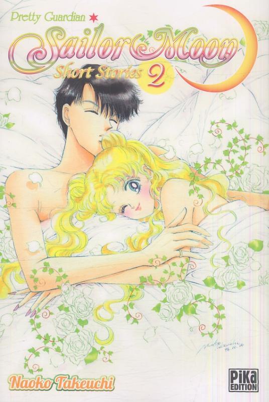 Sailor moon - Short stories  T2, manga chez Pika de Takeuchi