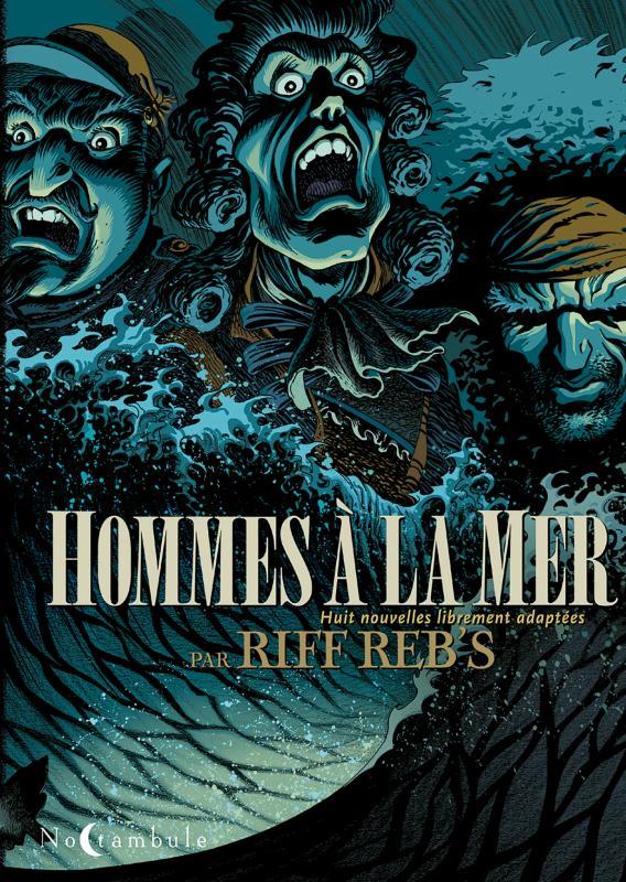 Hommes à la mer, bd chez Soleil de Riff Reb's