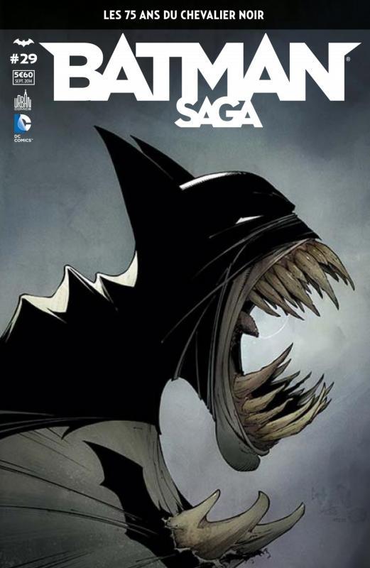 Batman Saga T29, comics chez Urban Comics de Snyder, Layman, Simone, Tomasi, Gray, Gill, Fabok, Champagne, Irwin, Nguyen, Miki, Gleason, Alamy, Capullo, Mahnke, Blond, Morey, Aviña, FCO Plascencia, Kalisz