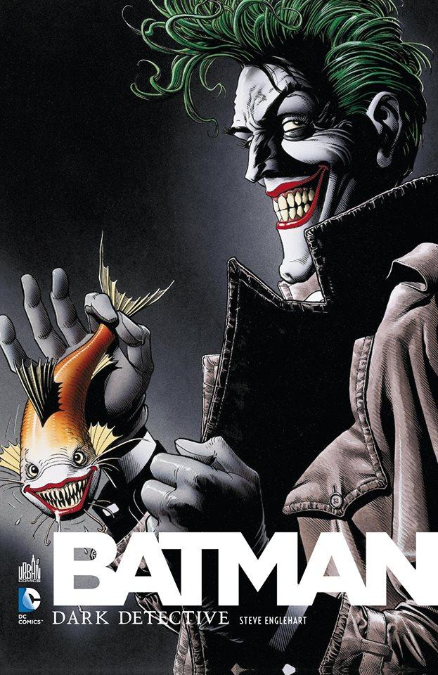 Batman Dark Detective, comics chez Urban Comics de Englehart, Pulido, Rogers, Simonson, Amendola, Chuckry, Serpe, Stewart, Wein, Bolland