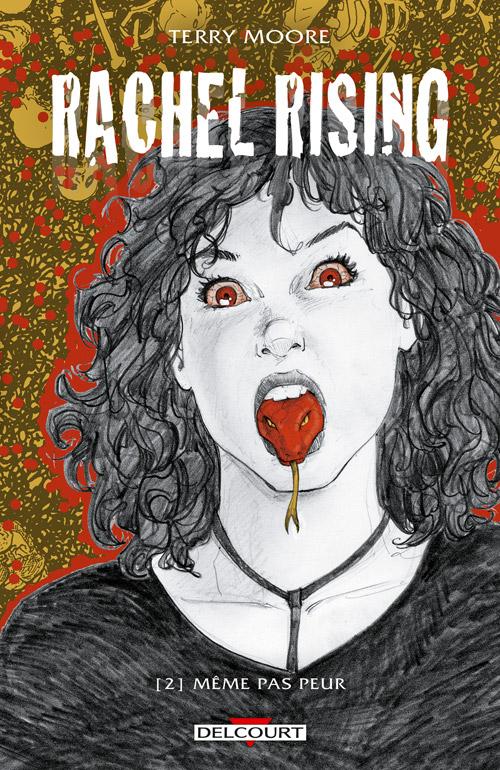 Rachel Rising T2 : Même pas peur (0), comics chez Delcourt de Moore