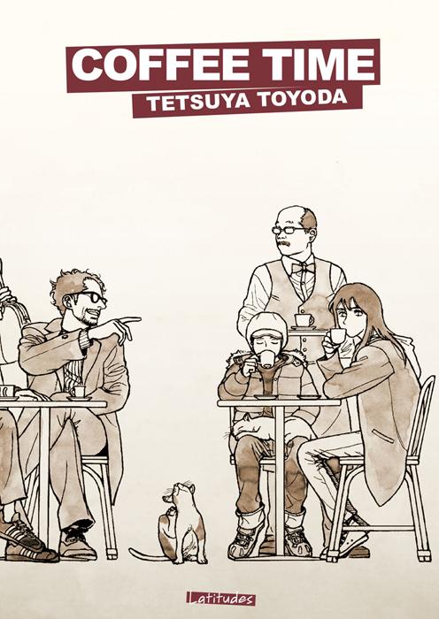 Coffee time, manga chez Ki-oon de Toyoda