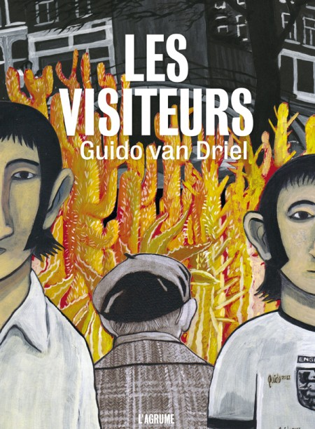 Les Visiteurs, bd chez L'Agrume de van Driel