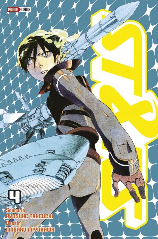 St&rs T4, manga chez Panini Comics de Takeuchi, Miyokawa