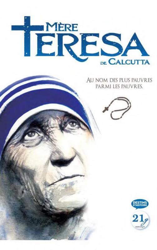 Mère Teresa de Calcutta, bd chez 21g de Nagar, Helfand