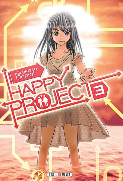 Happy project  T3 : , manga chez Soleil de Ochiai