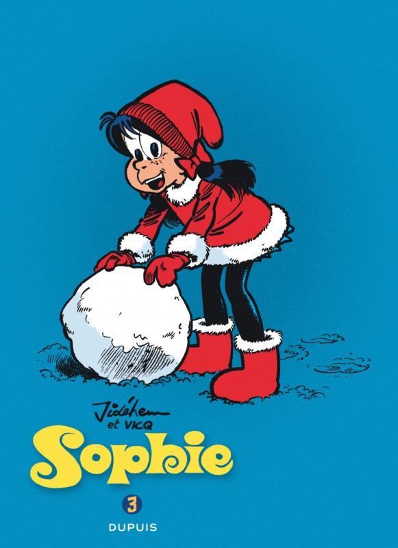 Sophie T3 : 1969-1972 (0), bd chez Dupuis de Jidéhem