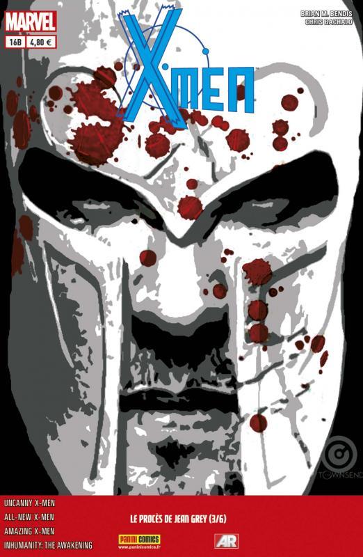 X-Men (revue) – V 4, T16 : Le procès de Jean Gey (3/6) (0), comics chez Panini Comics de Aaron, Kindt, Bendis, Immonen, Davidson, Bachalo, Stewart, Rosenberg, Beaulieu, Gracia, Anka