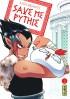 Save me pythie  T2, manga chez Kana de Brants