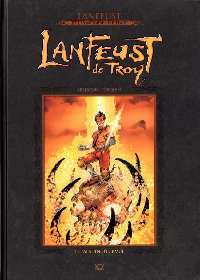 Lanfeust et les mondes de Troy T4 : Lanfeust de Troy - Le paladin d'Eckmül (0), bd chez Hachette de Arleston, Tarquin, Livi