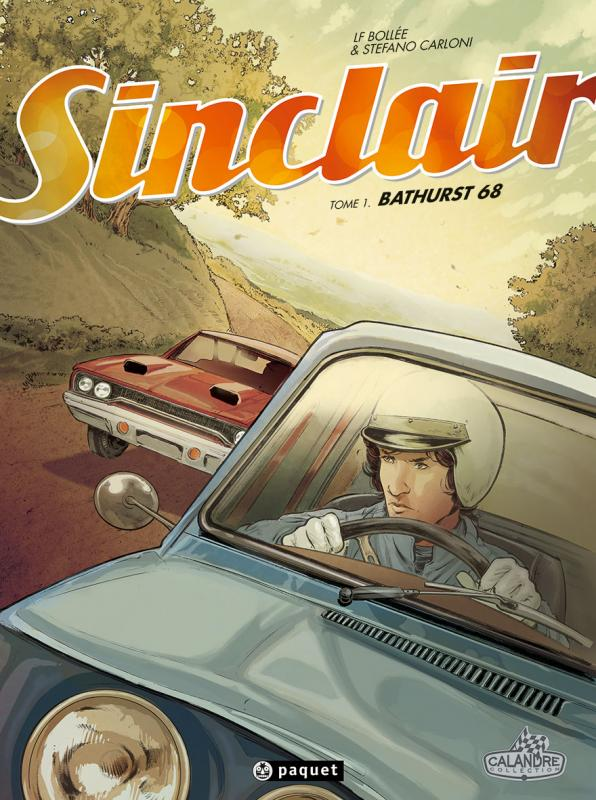 Sinclair T1 : Bathurst 68 (0), bd chez Paquet de Bollée, Carloni