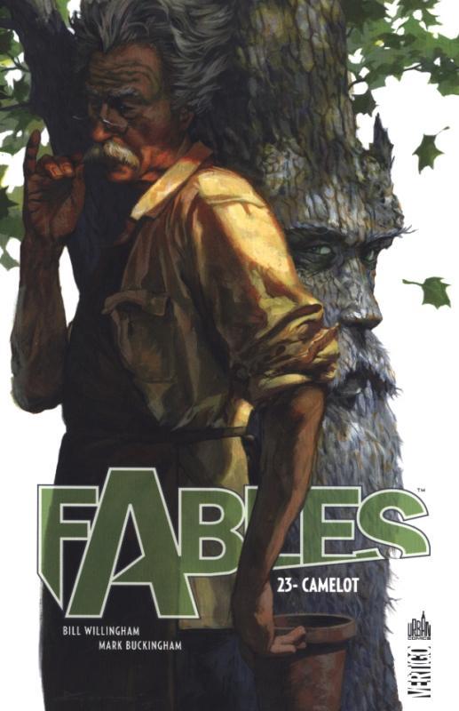 Fables – Softcover, T23 : Camelot (0), comics chez Urban Comics de Buckingham, Willingham, Kitson, Braun, Leialoha, Loughridge, Ruas