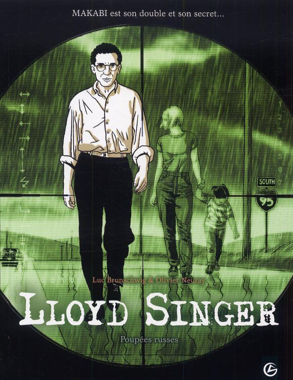 Lloyd Singer T1 : Poupées russes (0), bd chez Bamboo de Brunschwig, Neuray, Cochet, Hirn