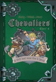Chevaliers - La BD dont vous êtes le héros T4 : Princesse Gargea (0), bd chez Makaka éditions de Shuky, Waltch, Novy