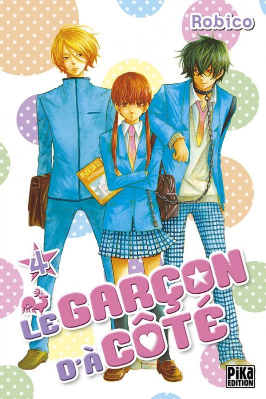Le garçon d'à côté T4, manga chez Pika de Robico
