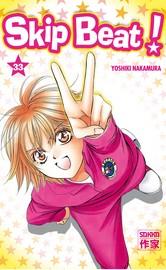 Skip beat ! T33, manga chez Casterman de Nakamura