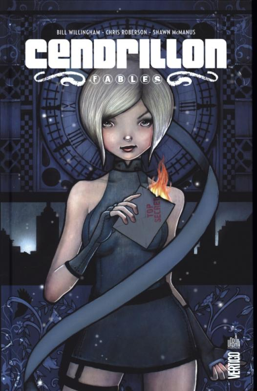 Cendrillon - Fables, comics chez Urban Comics de Willingham, Roberson, McManus, Loughridge