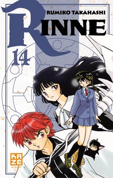 Rinne T14, manga chez Kazé manga de Takahashi