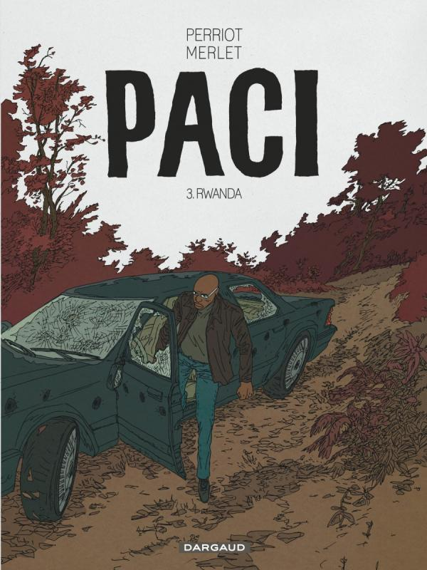 Paci T3 : Rwanda (0), bd chez Dargaud de Perriot