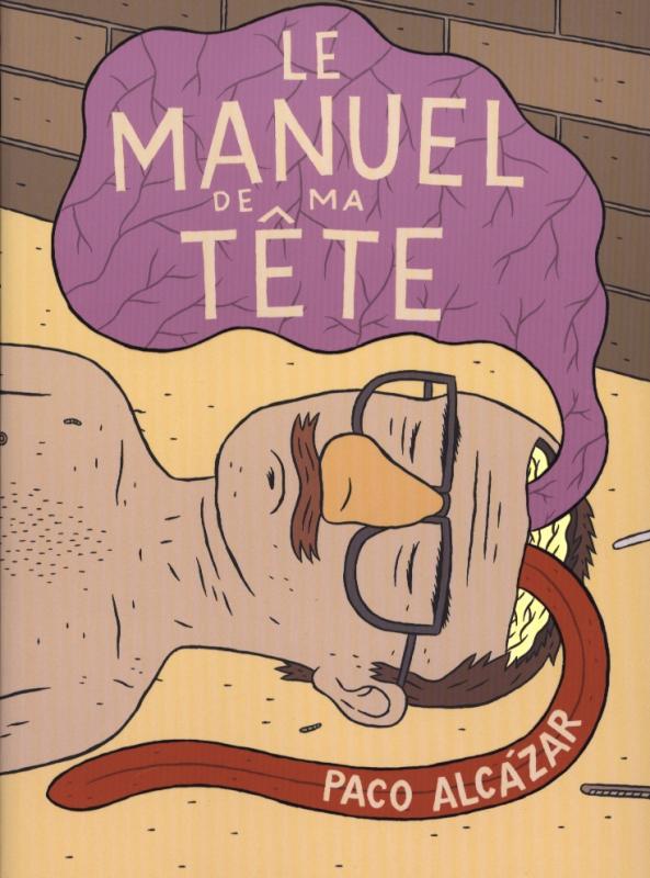 Le Manuel de ma tête, bd chez Diabolo éditions de Alcazar
