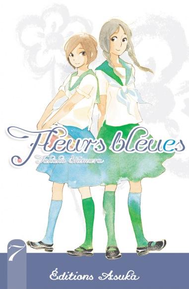 Fleurs bleues T7, manga chez Kazé manga de Shimura