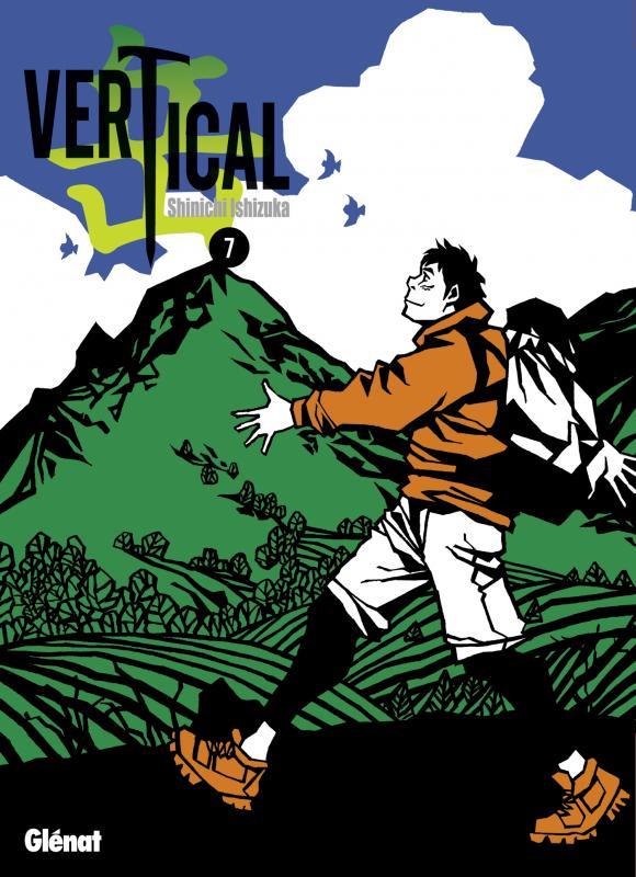 Vertical T7, manga chez Glénat de Ishizuka