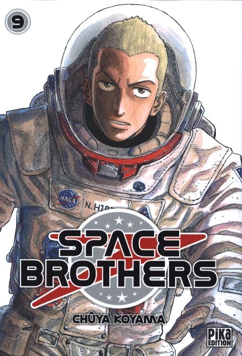 Space brothers T9 : , manga chez Pika de Koyama