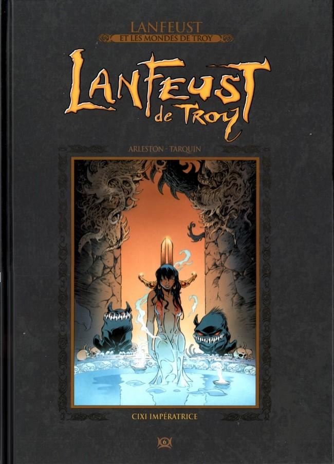 Lanfeust et les mondes de Troy T6 : Lanfeust de Troy - Cixi impératrice (0), bd chez Hachette de Arleston, Tarquin, Lamirand, Livi