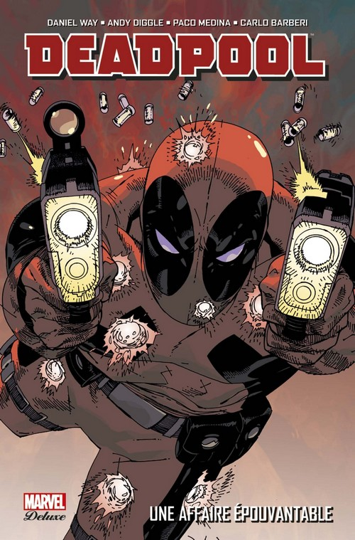 Deadpool (1998) T1 : Une affaire épouvantable (0), comics chez Panini Comics de Way, Diggle, Barberi, Dazo, Medina, Gracia, Pearson