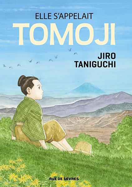 Elle s'appelait Tomoji, manga chez Rue de Sèvres de Taniguchi, Ogihara
