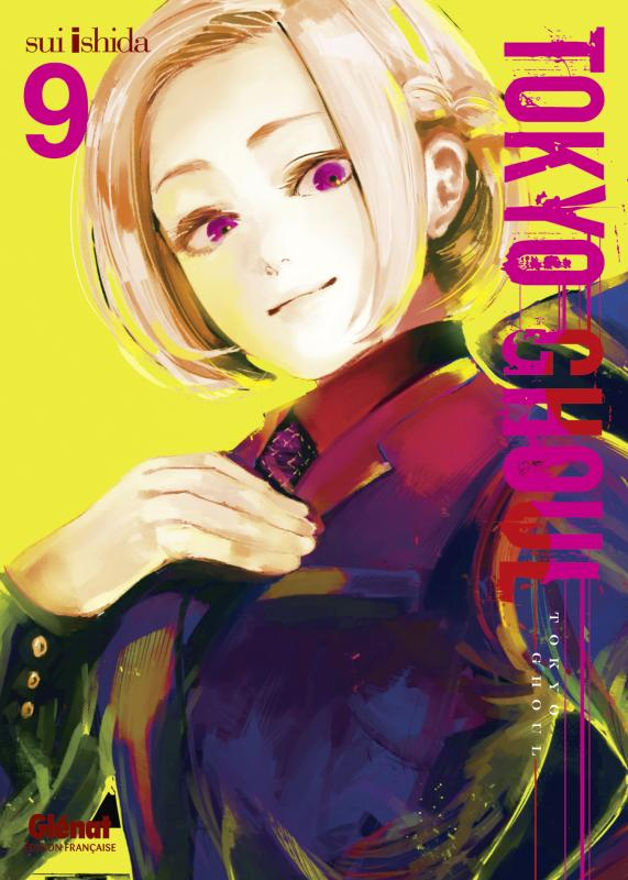 Tokyo ghoul T9, manga chez Glénat de Ishida