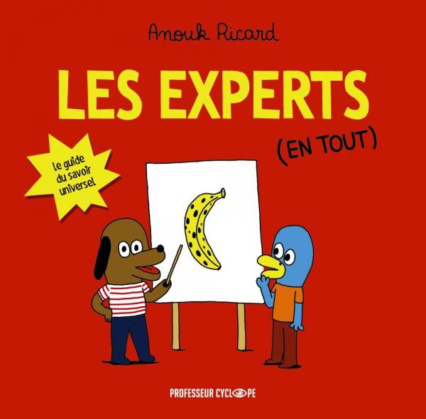 Les Experts (en tout) T1, bd chez Casterman de Ricard