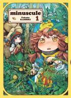 Minuscule T1, manga chez Komikku éditions de Kashiki