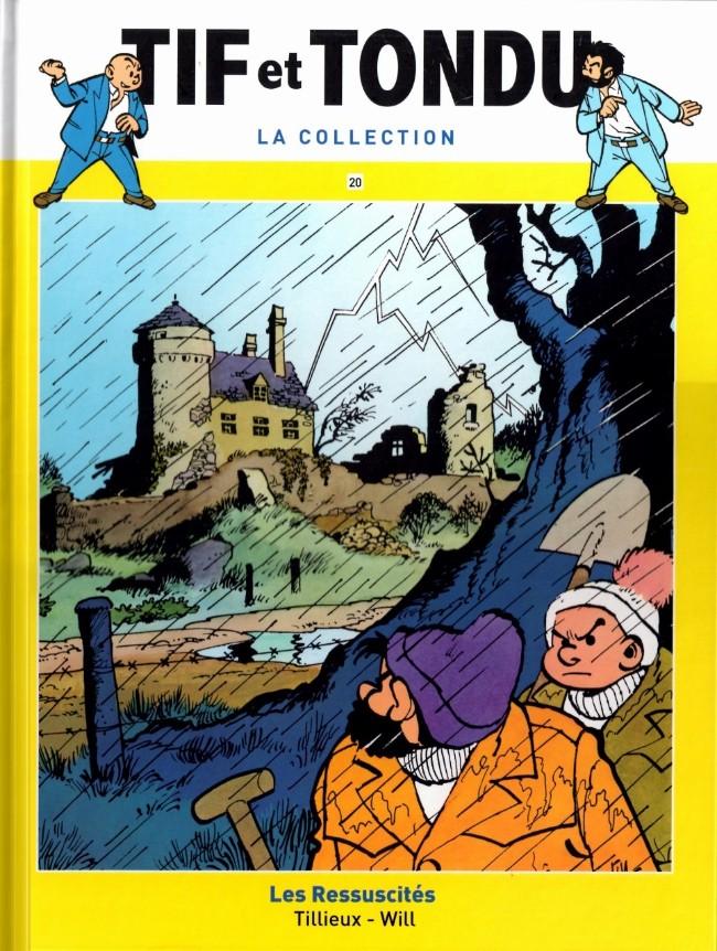 Tif et Tondu T20 : Les Ressucités (0), bd chez Hachette de Tillieux, Will