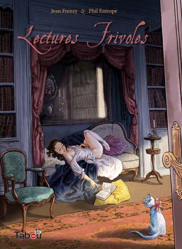 Lectures frivoles, bd chez Tabou de Frenzy, Entrope