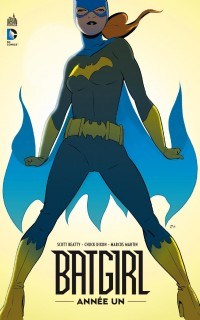 Batgirl Année Un, comics chez Urban Comics de Dixon, Beatty, Martin