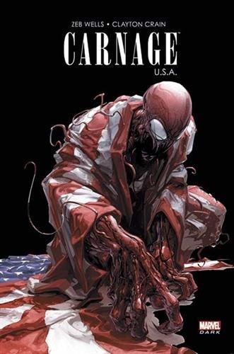 Carnage U.S.A., comics chez Panini Comics de Wells, Crain