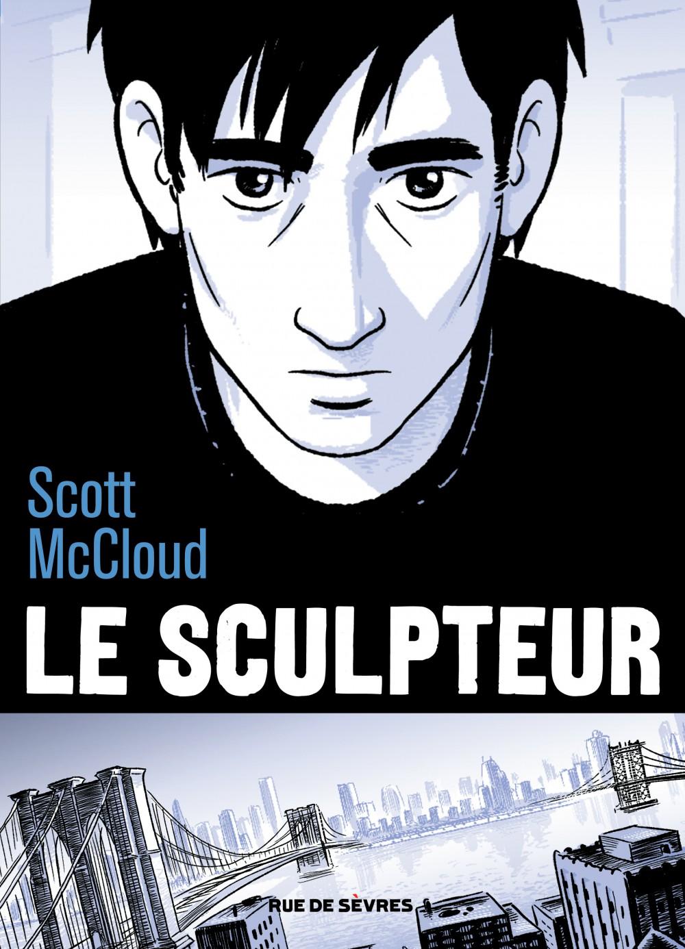 Le Sculpteur, comics chez Rue de Sèvres de McCloud