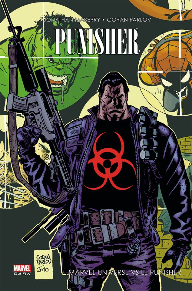 The Punisher : Marvel Universe vs Punisher (0), comics chez Panini Comics de Maberry, Parlov, Loughridge