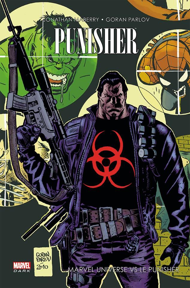 The Punisher : Marvel Universe vs Punisher (0), comics chez Panini Comics de Maberry, Parlov, Loughridge