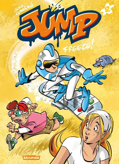 Jump T2 : Freeze ! (0), bd chez Kramiek de Cambré