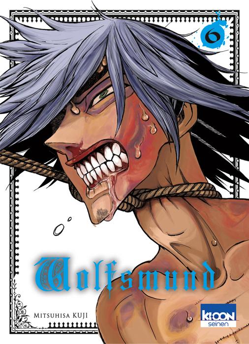 Wolfsmund T6, manga chez Ki-oon de Kuji