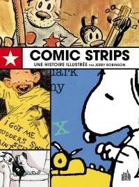 Comic Strips, une histoire illustrée, comics chez Urban Comics de Robinson
