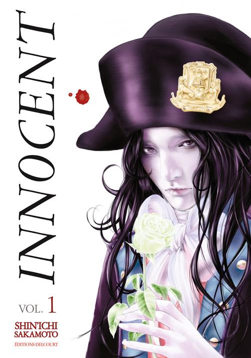 Innocent T1, manga chez Delcourt de Sakamoto