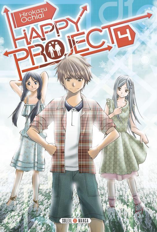 Happy project  T4, manga chez Soleil de Ochiai