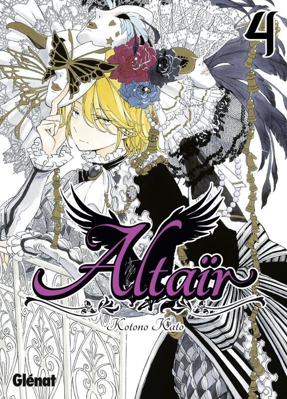 Altaïr T4, manga chez Glénat de Katô