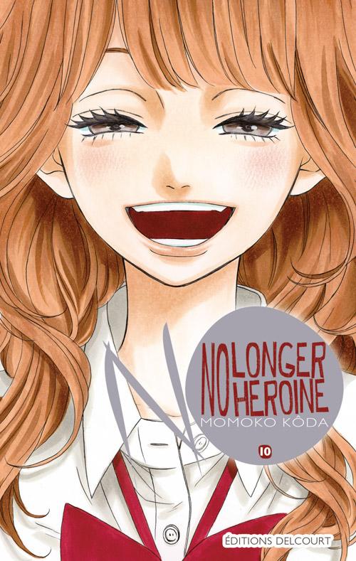No longer heroine T10, manga chez Delcourt de Koda