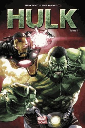 Hulk T1 : Agent du S.H.I.E.L.D. (0), comics chez Panini Comics de Waid, Yu, Alanguilan, Gho
