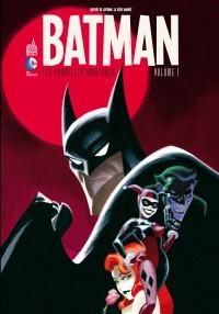 Batman - Les nouvelles aventures T1, comics chez Urban Comics de Templeton, Slott, Burchett, Zylonol, Loughridge