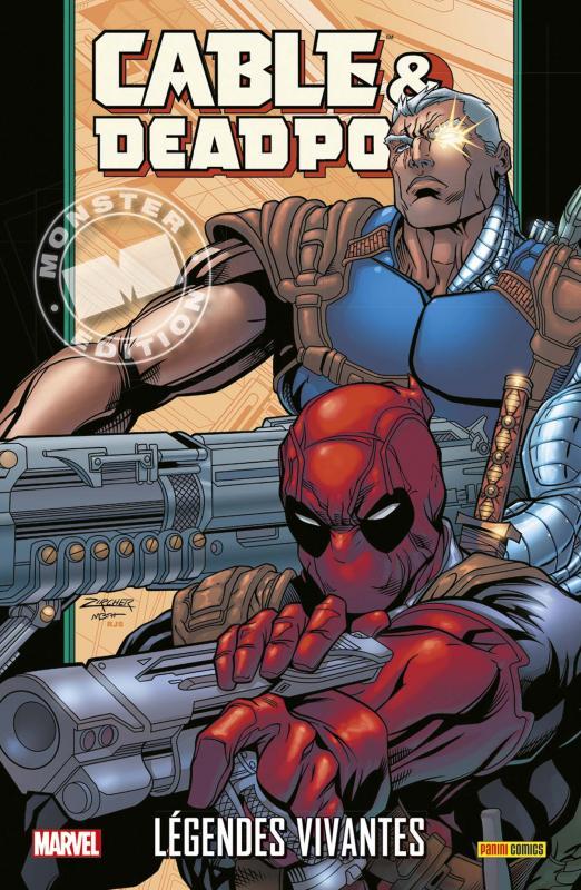 Cable & Deadpool T2 : Légendes vivantes (0), comics chez Panini Comics de Nicieza, Ross, Zircher, Medina, Studios